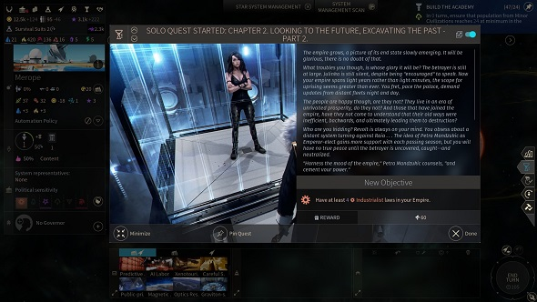 Endless Space 2 quests