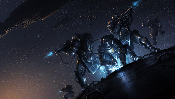 endless space 2 vaulters