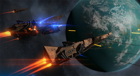 Empire builder Endless Space 2 set for Early Access this September
