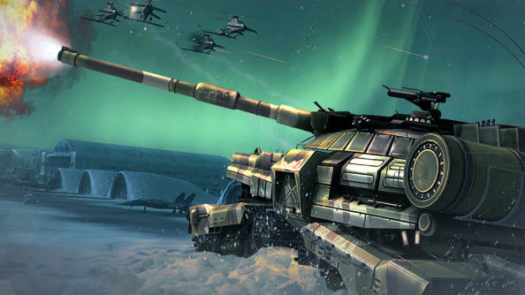 Tom Clancy's EndWar Online enters closed beta, introduces new units and PvE mode