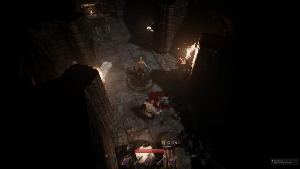 Enoch Underground combat
