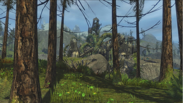 Get out the shears: Guild Wars 2's new Living World episode, Entanglement, blooms on July 15th