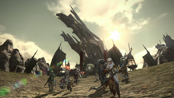 Final Fantasy XIV: A Realm Reborn 2.3 calls on Eorzea's defenders today