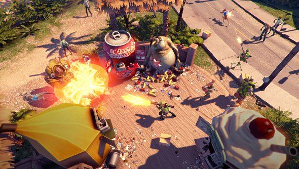 Dead Island: Epidemic closed beta