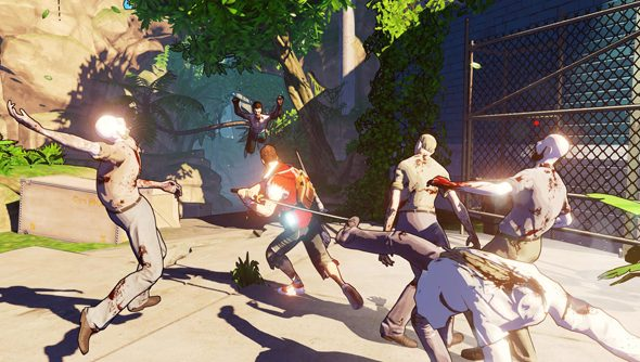 Escape Dead Island: a third-person stealth game, apparently.
