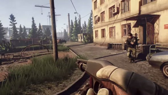 Escape from Tarkov Stream