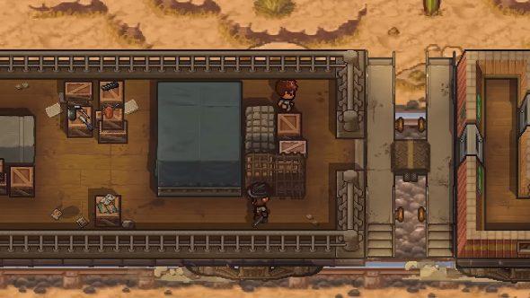 The Escapists 2 transport prisons