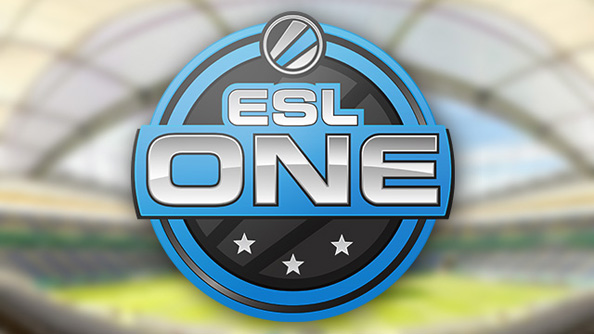 ESL One: stadium-fillers.