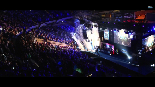 Even esports had a montage: watch the Katowice 2014 highlights