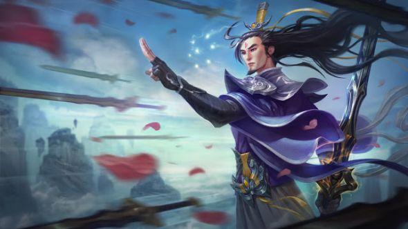 Eternal Sword Master Yi