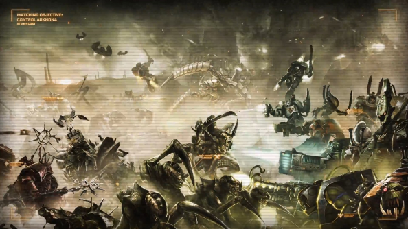 Warhammer 40,000: Eternal Crusade trailer