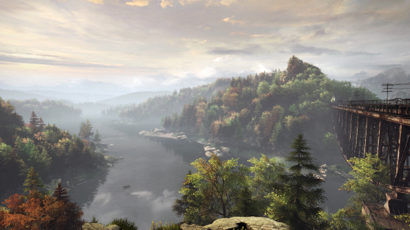 best looking games The Vanishing of Ethan Carter
