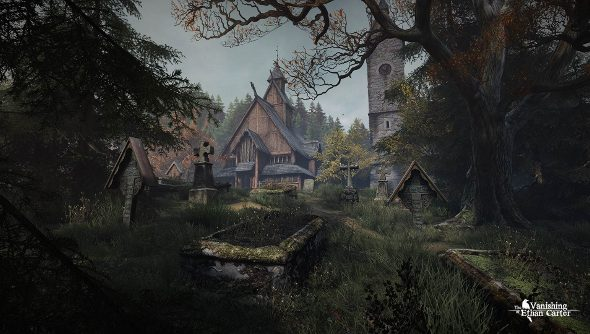 Making the Vanishing of Ethan Carter look as good as reality