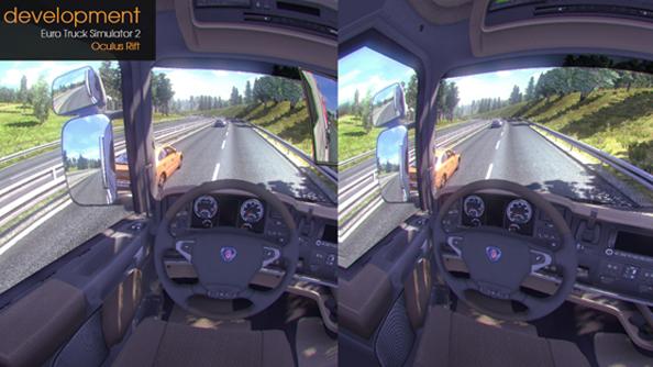 Euro Truck Simulator 2 to receive Oculus Rift support