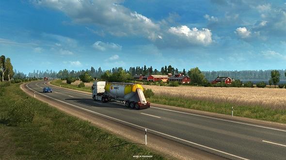 euro truck simulator 2 pc news pcgamesn. Black Bedroom Furniture Sets. Home Design Ideas