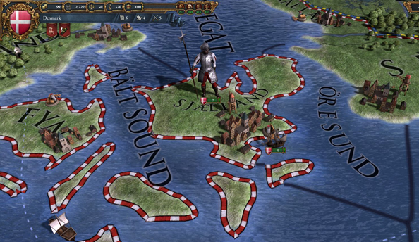 Crusader Kings II save converter lets you continue your medieval conquest into Europa Universalis IV