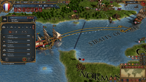 Release date set for Rule Britannia, Europa Universalis IV's newest add-on