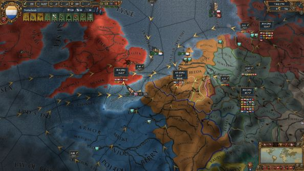 Europa Universalis IV: who knew there could be so many shades of grey to a primary-coloured globe?