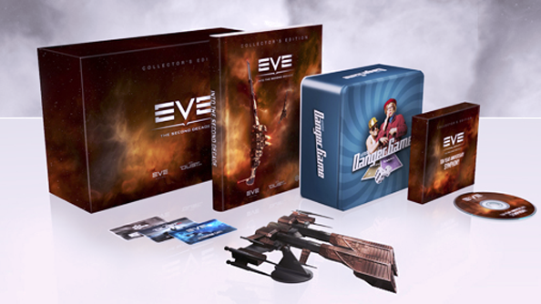 EVE: The Second Decade collector's edition video shows how it all started