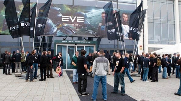 EVE Fanfest 2013 schedule published. A little of everything, including a wedding