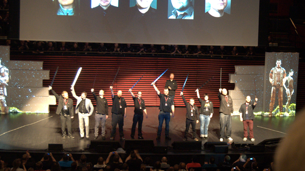 Eve Fanfest 2013 keynote wrap-up: space elevators, mobile apps, and personal stargates