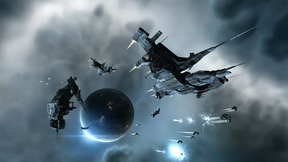 "Eve Online hits 500,000 subscriptions thanks to Retribution, Dust 514, China and the Battle of Asakai; ""Eve will outlive us all"""