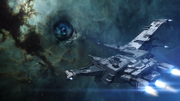 CCP rework wormholes in Eve Online's third mini-expansion: Hyperion