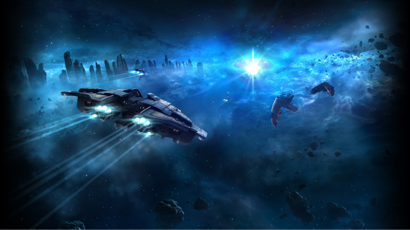 EVE Online Input Broadcasting and Input Multiplexing become permaban offences