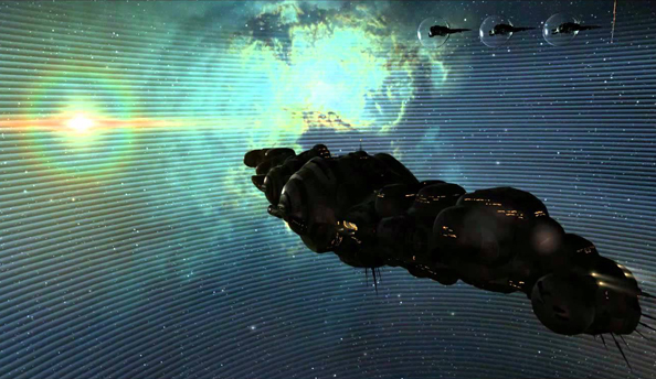Eve Online ship worth 309 billion ISK goes up in flames, comms goes wild