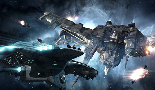 "CCP integrate Eve Online subs and login with Steam; are ""looking into"" Community Hub and Steam Workshop"