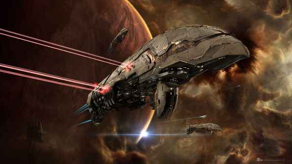"CCP are ""playing with the big boys"" to bring Eve Online to TV"