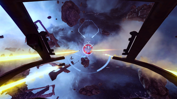 "CCP will still release Eve: Valkyrie as a Rift launch title: ""We're very excited for Oculus"""