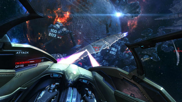 Eve: Valkyrie to launch full-speed into alpha testing January 18