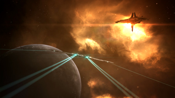 Eve Online beginner's guide: finding your feet in the game's