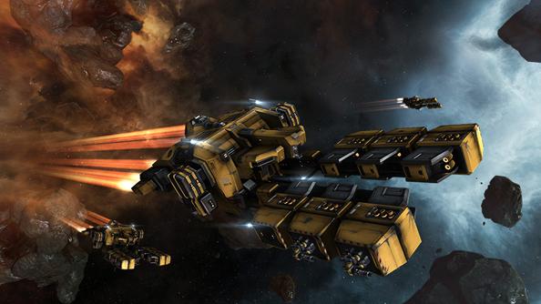 Eve Online: better now for being broken.