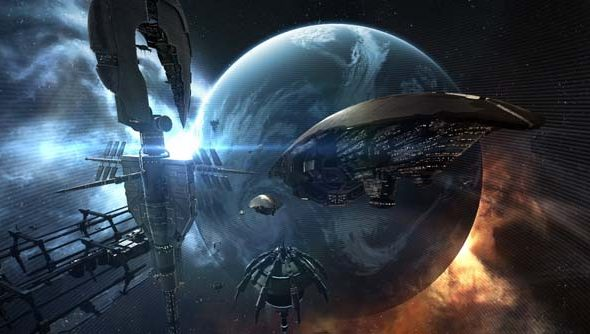 Eve Online, as it will look after Crius gets here.