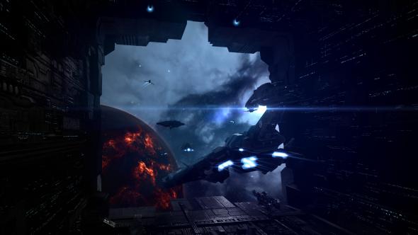 Eve Online development