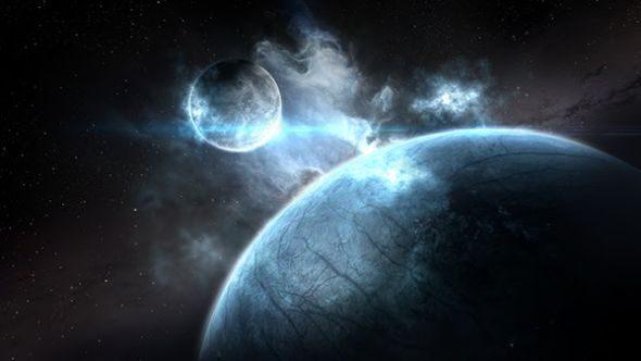 Eve Online Exoplanets