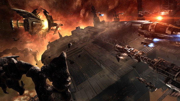 Eve Online stargate