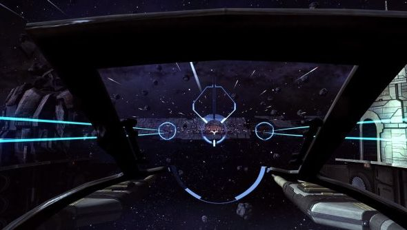 Valkyrie: a view from the very bottom of the Eve universe command chain.