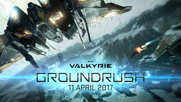 Eve: Valkyrie Groundrush