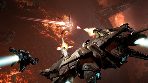 eve valkyrie warzone class guide assault