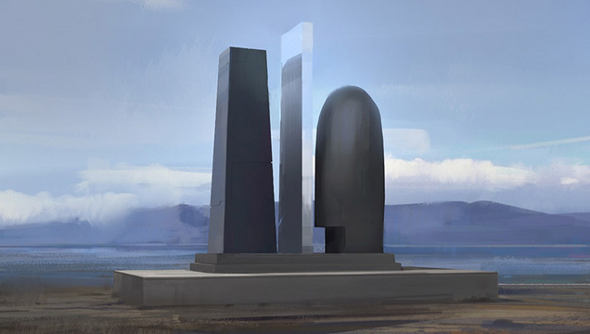 EVE monument to players constructed