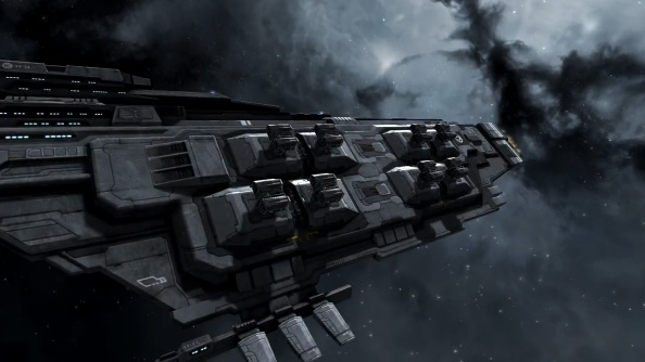 EVE Online receives Inferno 1.1 update tomorrow, includes new outfits, shinier ships