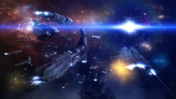 Become a recruitment mercenary with the EVE Online Recall Program