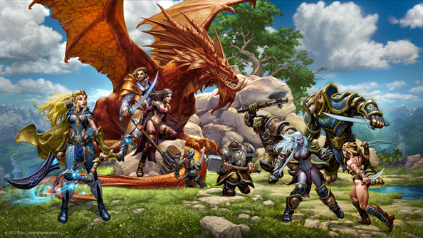 Tell us your best EverQuest story and have your character immortalised in (internet) print