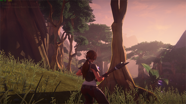 Everquest Next Landmark: a corporate take on the sandbox.