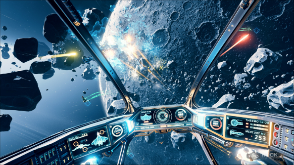 Everspace to land on Windows 10 and Steam simultaneously next year