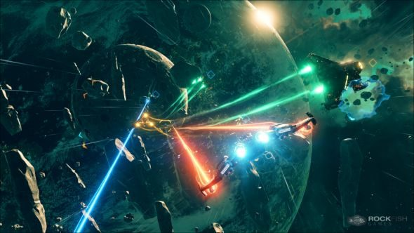 Everspace xbox game preview