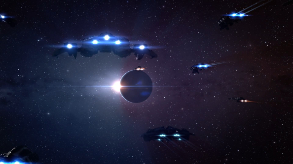 "EVE Online's ""This is EVE"" trailer uses player voice comms to capture the MMO"